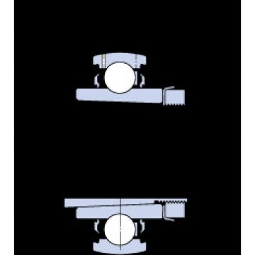 підшипник YSA 210-2FK + HE 2310 SKF